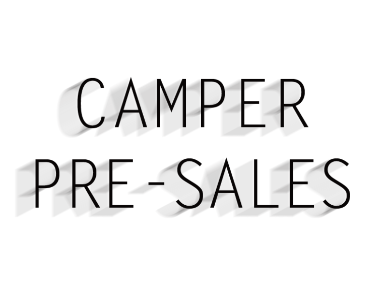 New Zealand Campervan Pre Sale