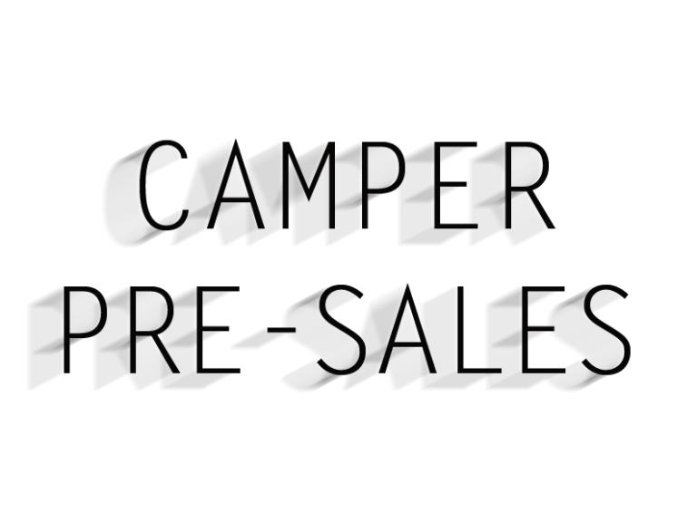 New Zealand Campervan Pre Sale