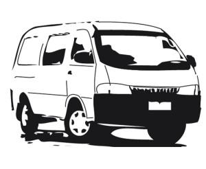 Pre Sale Campervan Full Van