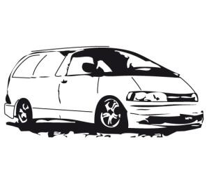 Pre Sale Toyota Estima