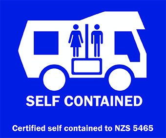 self-contained campervan chilli rentals new zealand