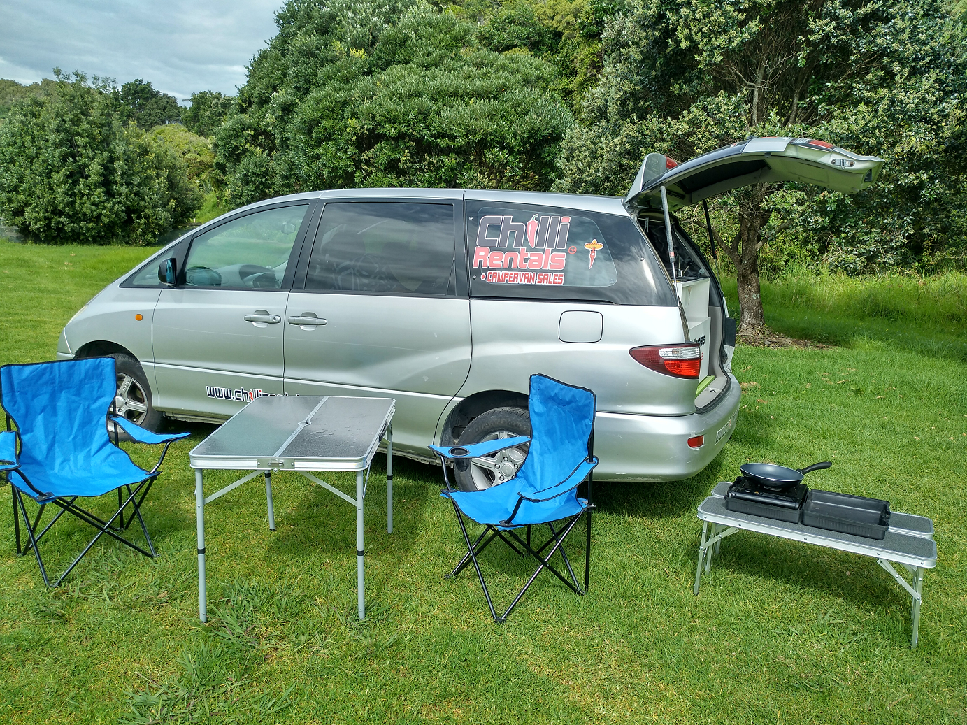 Freedom C&ing New Zealand new rules 2018 & New Zealand Freedom Camping 2018 - Tougher Rules | Chilli Rentals ...